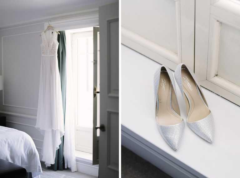Zapatos diseñados por Vince Camuto