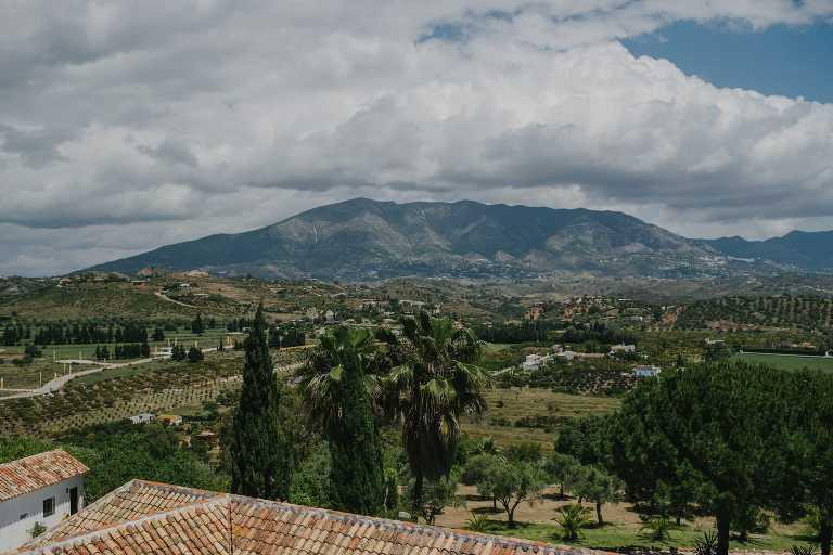 Boda en hacienda San Jose en Mijas