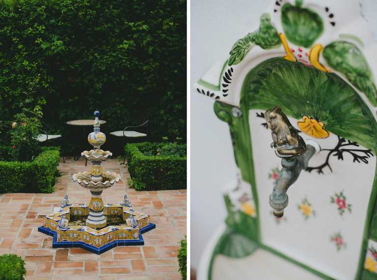 Preparativos de boda en La Francesa Suites