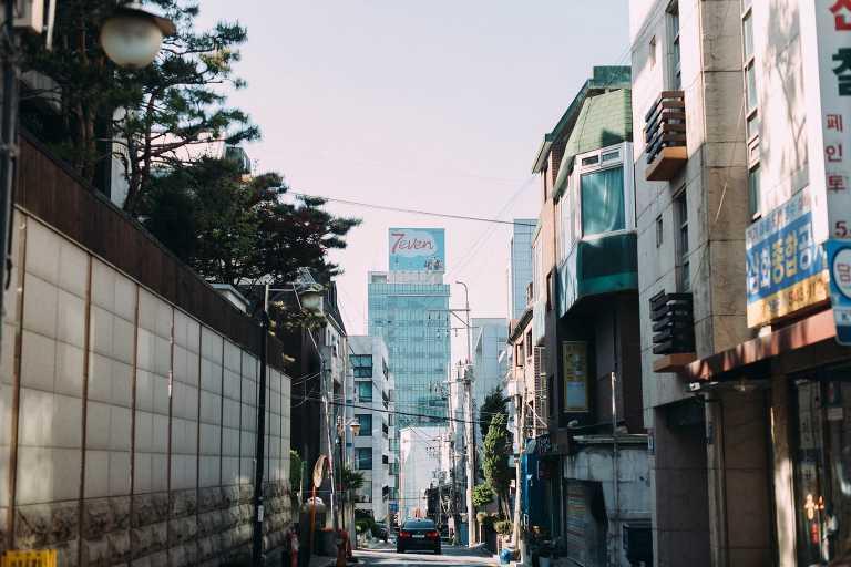 Boda coreana en Seul