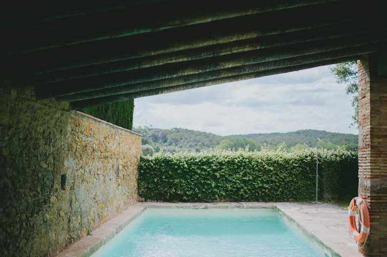 Boda rural en la Costa Brava, Girona