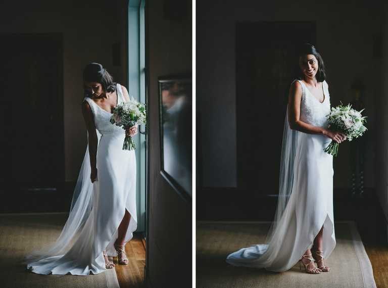 Vestidos de novia para boda intima