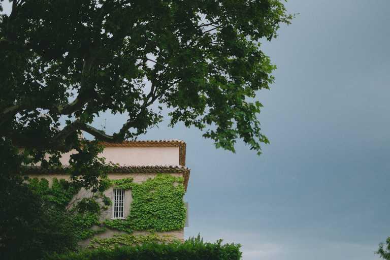 Boda rural en la Provenza francesa