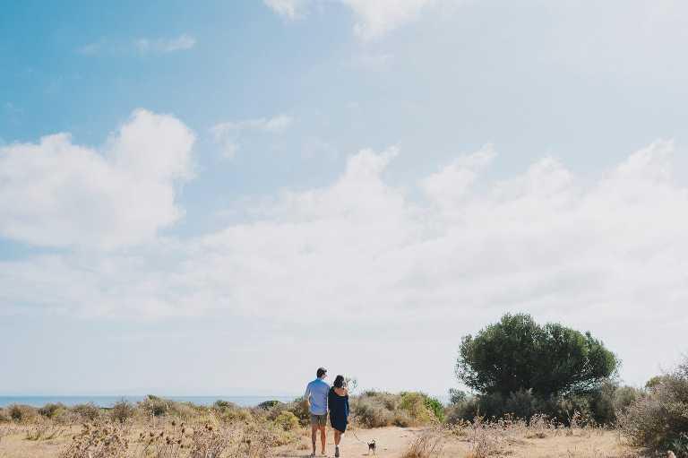 pre boda en la playa de Tarifa, Cadiz