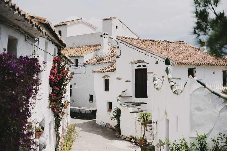 Boda en Los Castillejos, Malaga