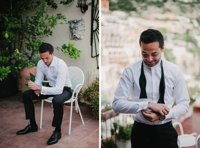 Fotografo de bodas en Positano