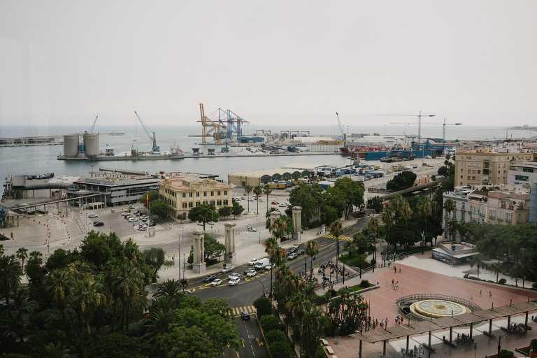Boda en destino en Malaga